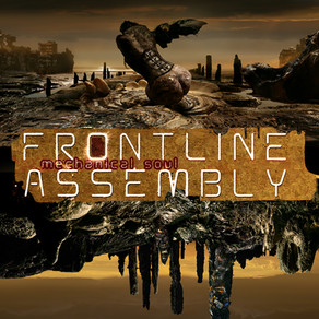 Album review: Front Line Assembly - Mechanical Soul