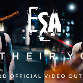 EP Review: ESA - Eat their young / The Scorn