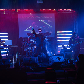 Live Review: The Liquid Engineers - The Forum, Darlington 19/6/21