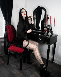 DEVIL'S DWELLING THE ALTERNATIVE DIRECTORY WWW.ELEKTROVOX.COM