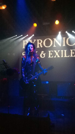 Byronic Sex & Exile the alternative dire