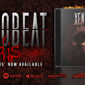 EP review: XENOBEAT - Dis