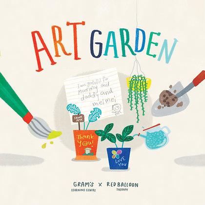 Session 1 - Art Garden Workshop