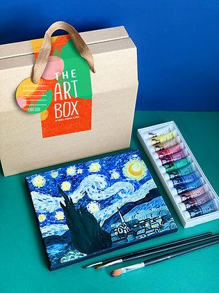 Art Box set (The Starry Night)