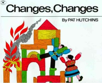 Changes Changes - screengrab from Book Depository