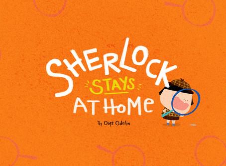 #BuySingLit 2020 - Sherlock STAYS at Home