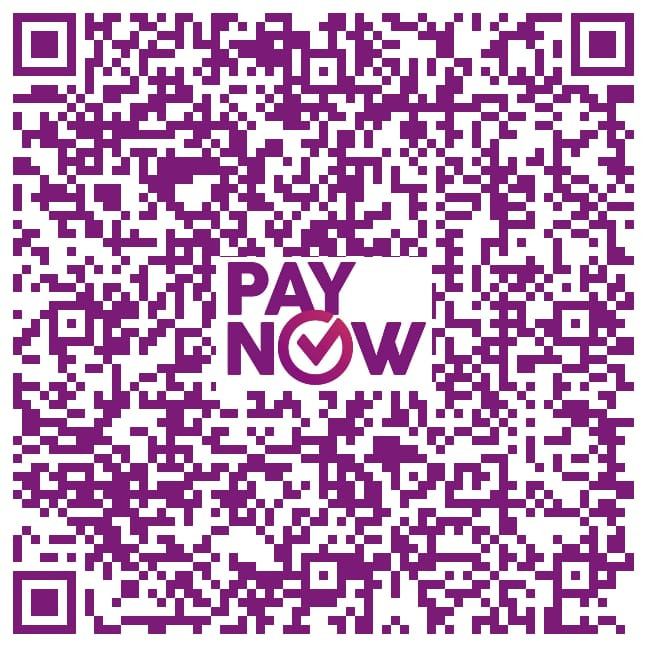 QR Code payment for MY Birthday Cake (Eng/Chi)