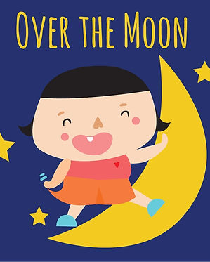 Odelia was over the moon when she knew t