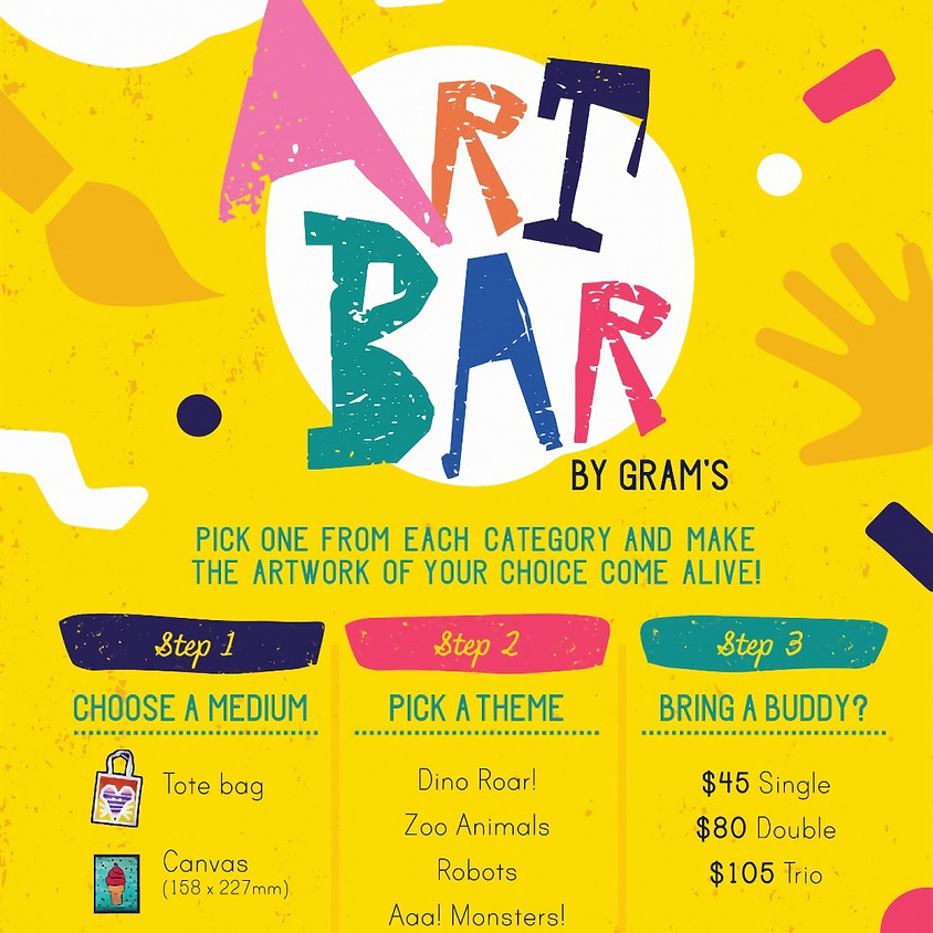 Art Bar - Session #1