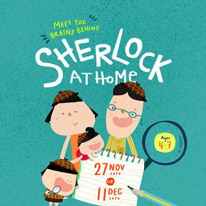 Session 2 - Sherlock at Home (Bilingual Workshop)