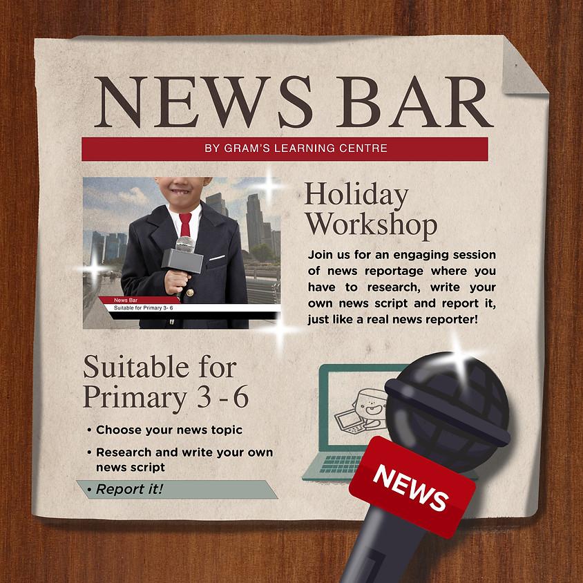 News Bar (English) - Session 1