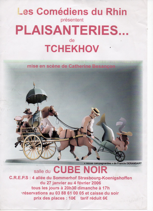 2006 Plaisanteries