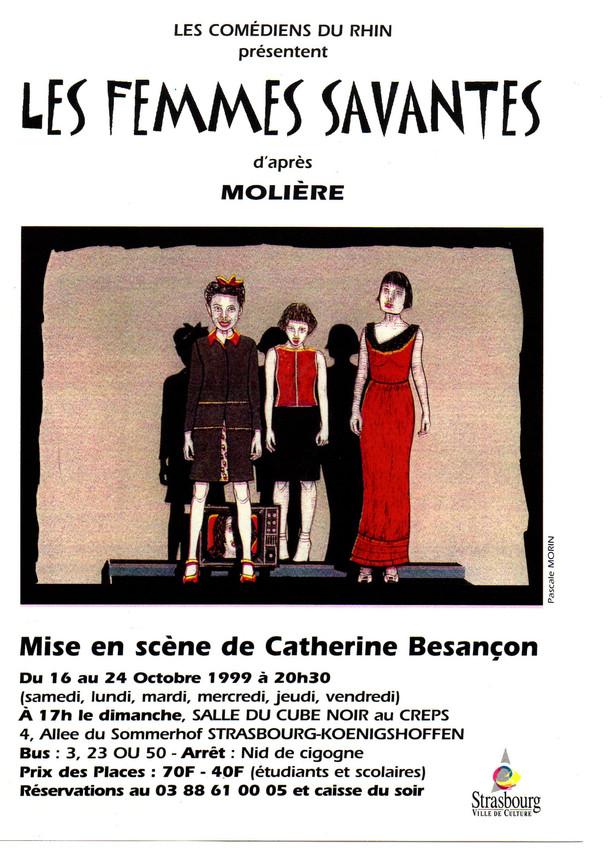 1999 Les femmes savantes