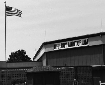 McElroy Auditorium