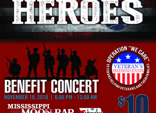 Hail to the Heroes Giving Back in Dubuque