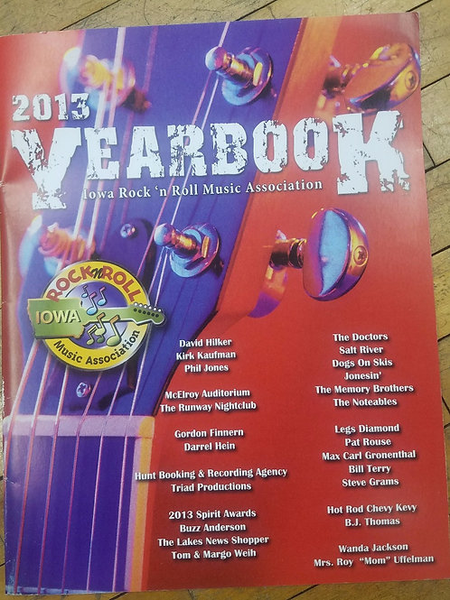 2013 Yearbook