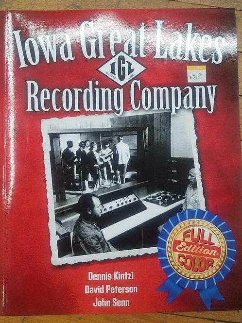 IGL Recording Company 50th Anniversary Book