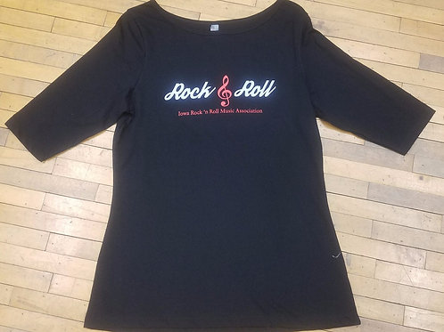 Rock & Roll 3/4 Sleeve