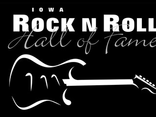 Iowa Rock 'n Roll Music Association Announces 2019 Hall of Fame Inductees
