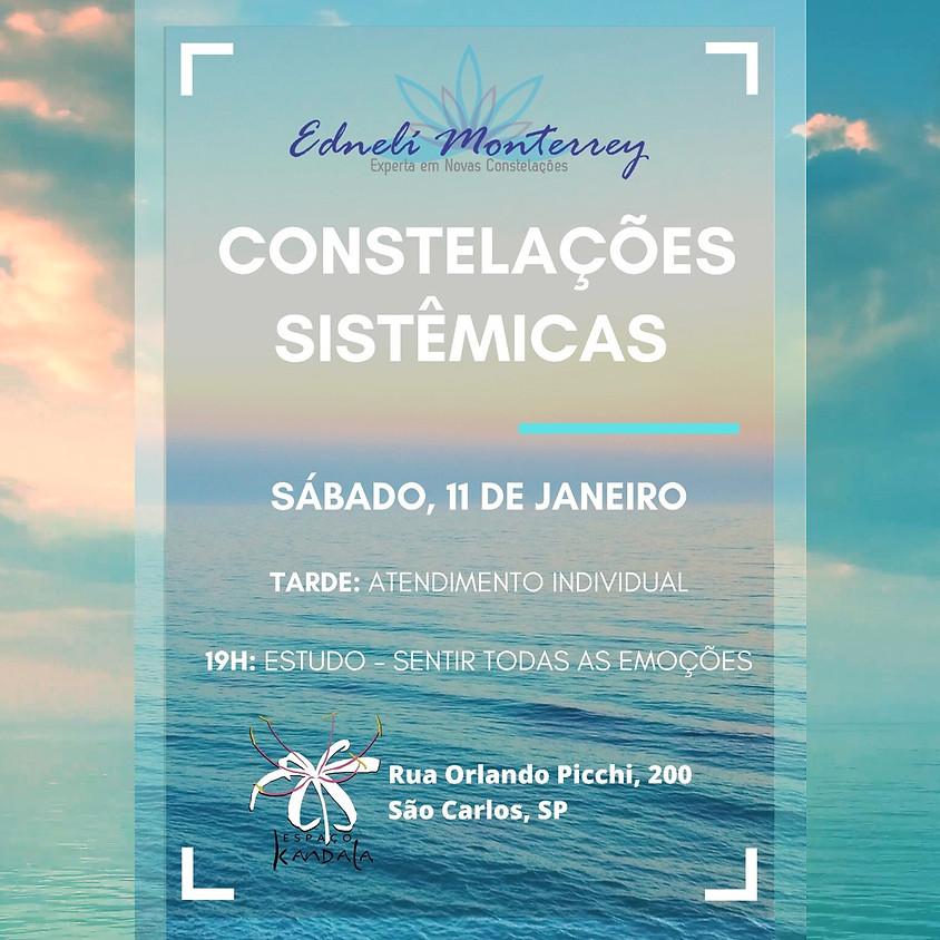 Costelações Sistêmicas - com Ednelí Monterrey
