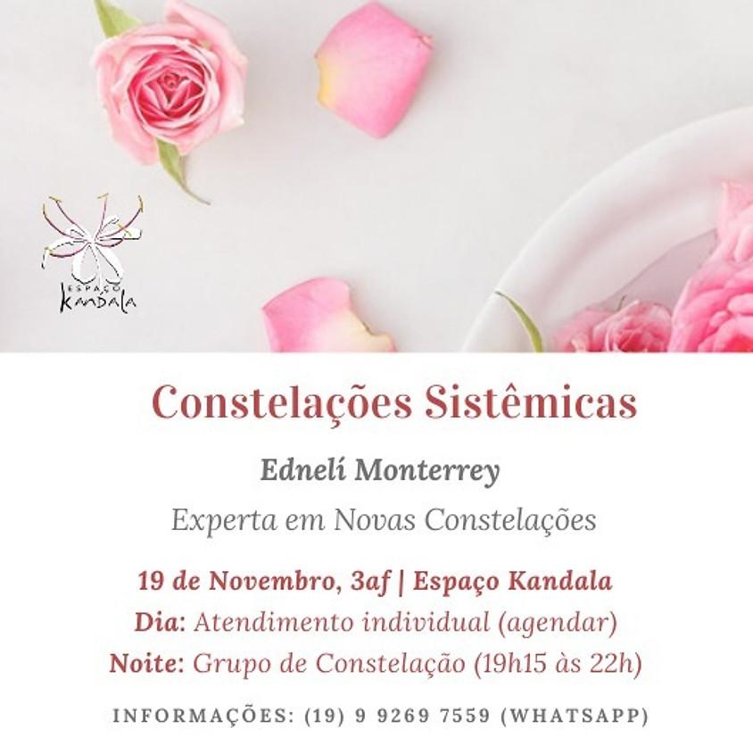 Sessões de Constelações Sistemicas no Kandala