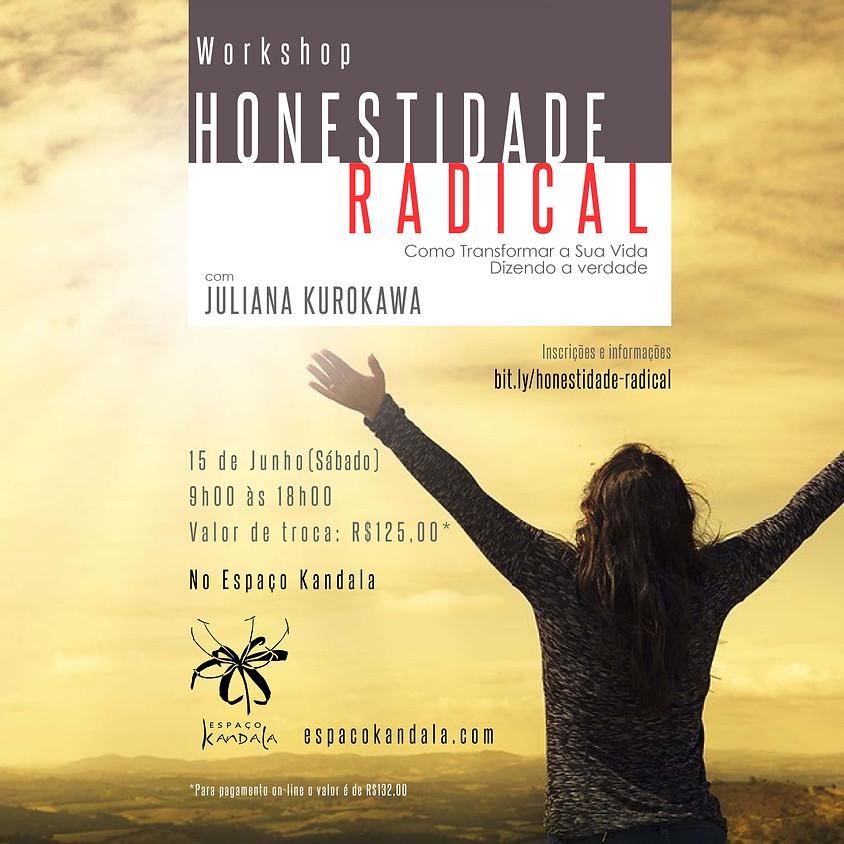 Workshop - Honestidade Radical