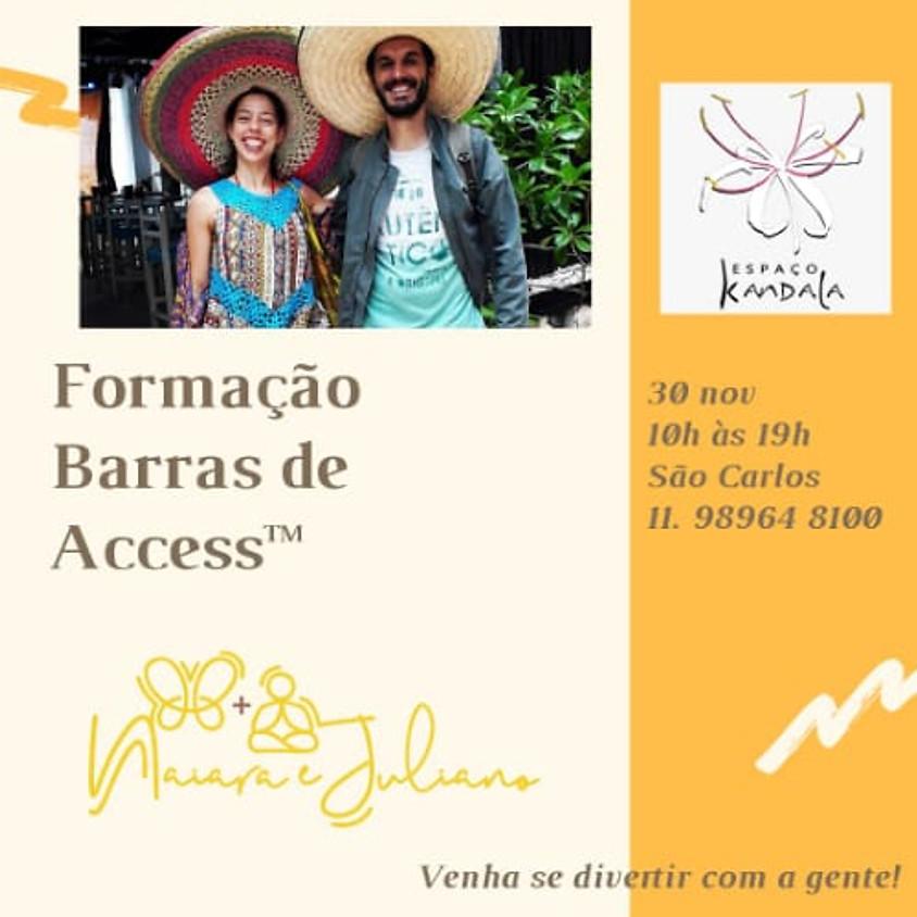 Formação Barra de Access com Juliano & Naiara