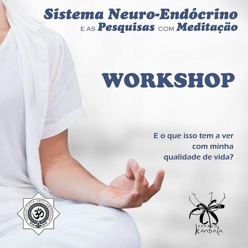 Sistema Neuro-Endócrino e as Pesquisas com Meditação - teórico/prático