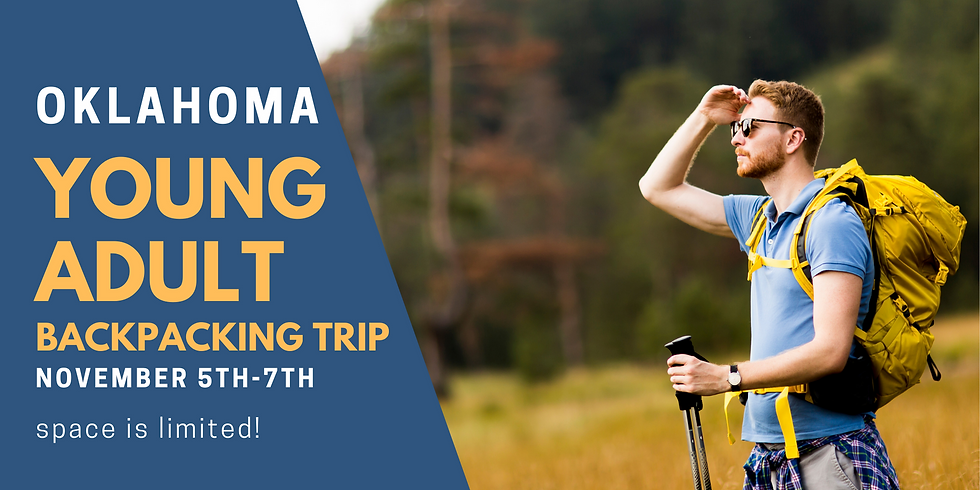 Young Adult Backpacking Trip
