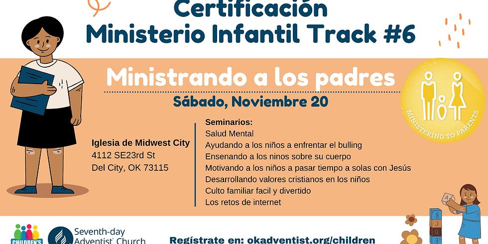 Certification Ministerio Infantil