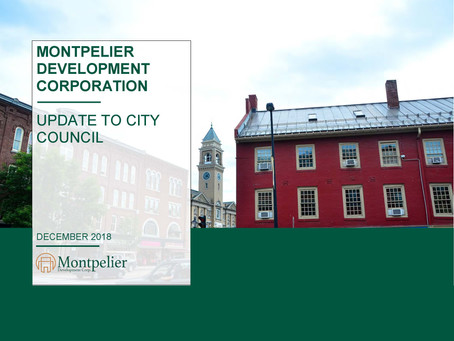 MDC presents its six-month report to City Council
