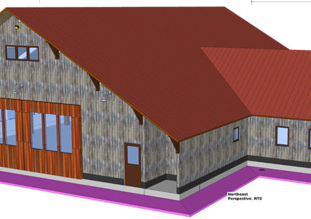 TimberHomes Raises the Roof in Montpelier
