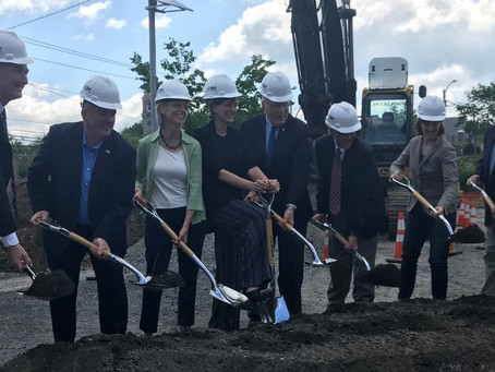 1 Taylor Street Breaks Ground