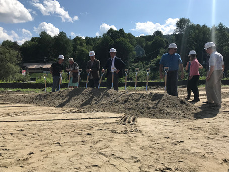 Caledonia Spirits Distillery Ground Breaking & Cocktail Party
