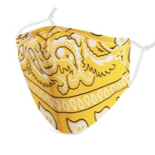Gold Bandana