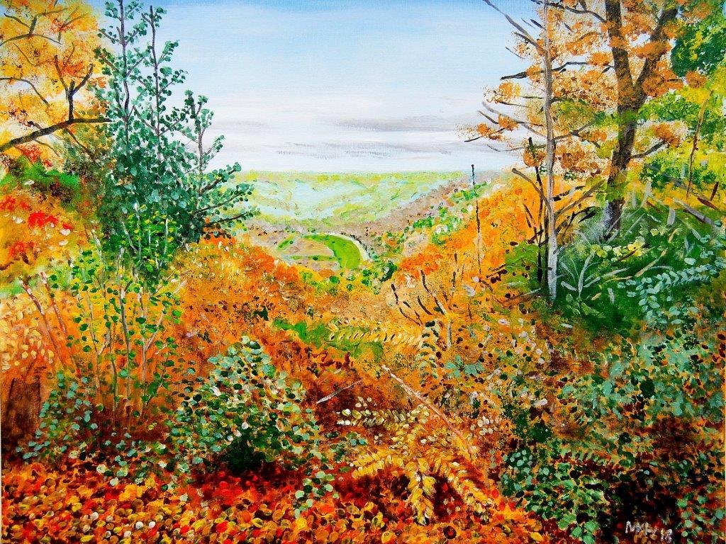 Wye Valley Autumn 2018