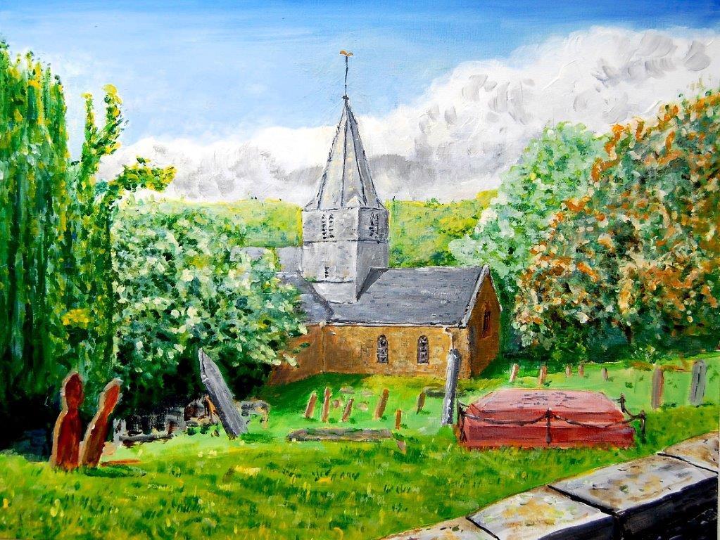 St Kenelm's Sapperton 2018