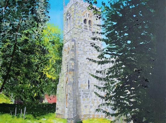 St Peter's Church, Edlington, South York