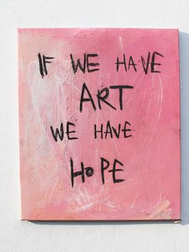 ' ART FOR HOPE '