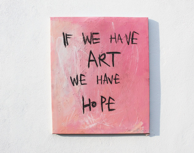 ' ART FOR HOPE '
