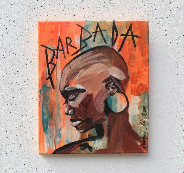 ' BARBADA '