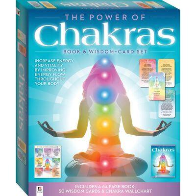 The Power of Chakras: Wisdom Card Set