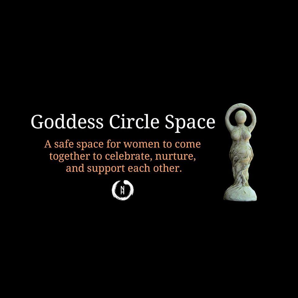 Goddess Circle Space