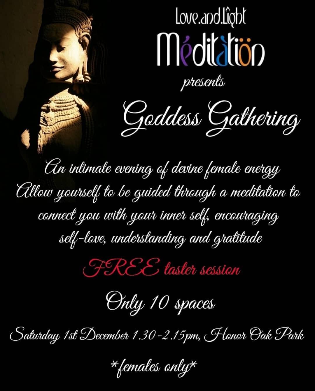 Goddess Gathering