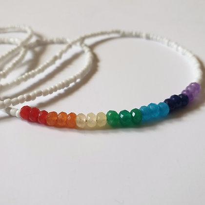 7 Chakra Waist Beads
