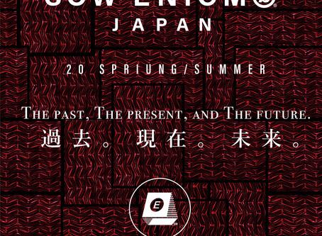 ソウエニグマ|SOW ENiGM@  20 SPRING/SUMMER