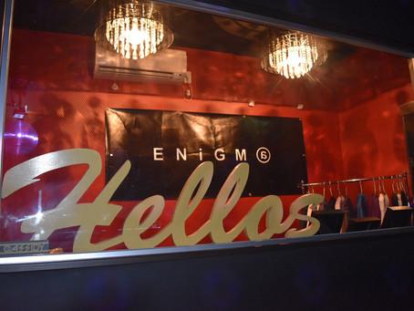 エニグマ出店イベント。at CLUB CASSIDY