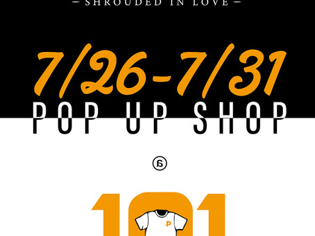 【西宮POP UP SHOP情報】7/26 [Fri]〜 7/31 [Wed] ENiGM@ pop up shop at 101 Clothing store