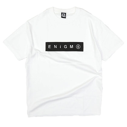 BOX LOGO T-SHIRTS 【WHITE】