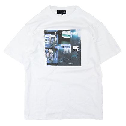ENOLA MINMAD T-SHIRT【WHITE】